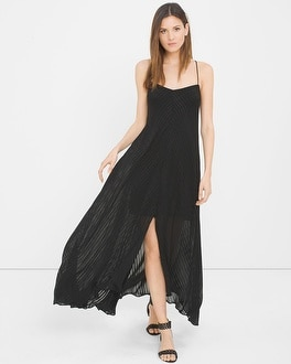 Burnout Maxi Dress