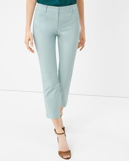 Perfect Form Straight Crop Pants