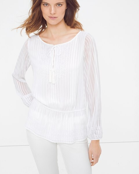 551cf0133af3d9 Shop Tops For Women - Blouses, Shirts, Camis, Knits, Tees & More - White  House Black Market