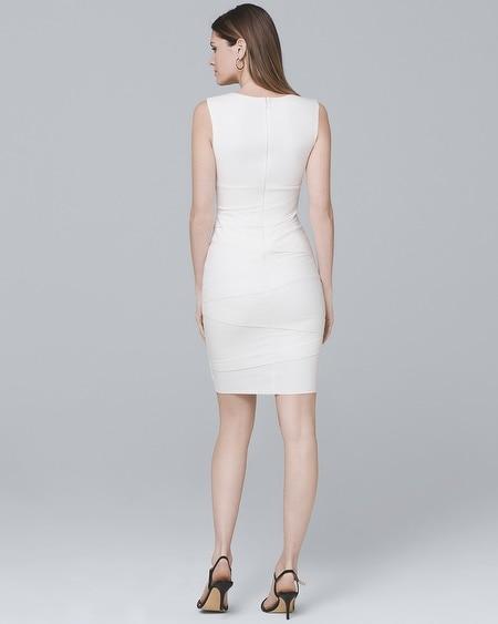 White Formal Cocktail Dresses