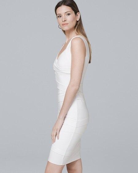 Formal White Cocktail Dresses
