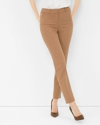 Seasonless Slim Ankle Pants
