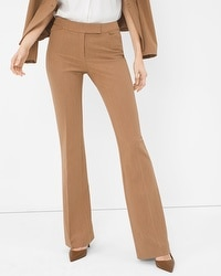 Seasonless Slim Flare Pants