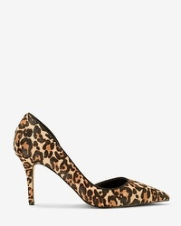 Ella Haircalf D'Orsay Pumps