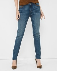 Fashion-Trim Slim Jeans