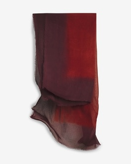 Oversize Ombre Scarf
