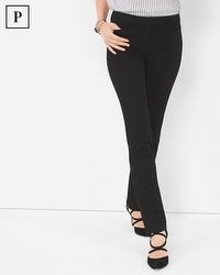 Petite Premium Bi-Stretch Slim Pants