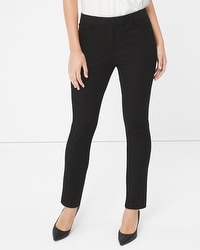 Curvy Premium Bi-Stretch Slim Pants