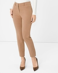 Curvy Seasonless Slim Ankle Pants