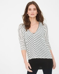 Layered Stripe Top