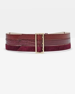 Mixed-Material Wide Belt