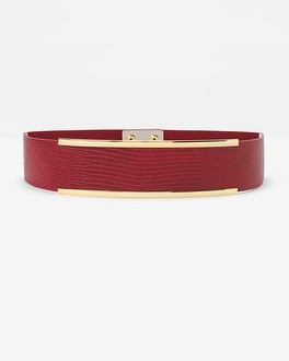 Exotic Embossed Belt