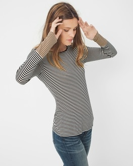 Long-Sleeve Layering Tee