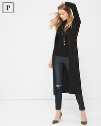 Petite Sweater Duster