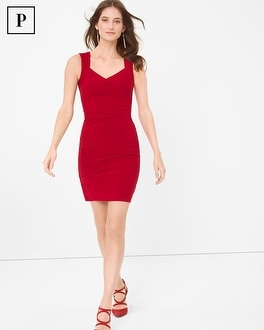 Petite Instantly Slimming Dress