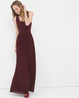 Genius Chiffon Convertible Gown