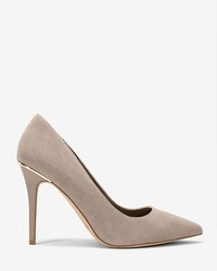 Olivia Suede Pumps
