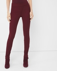 Premium Bi-Stretch Woven Leggings