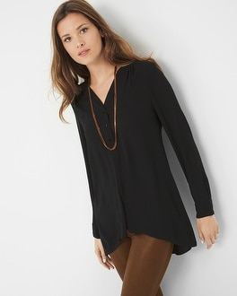 Split-Back Tunic