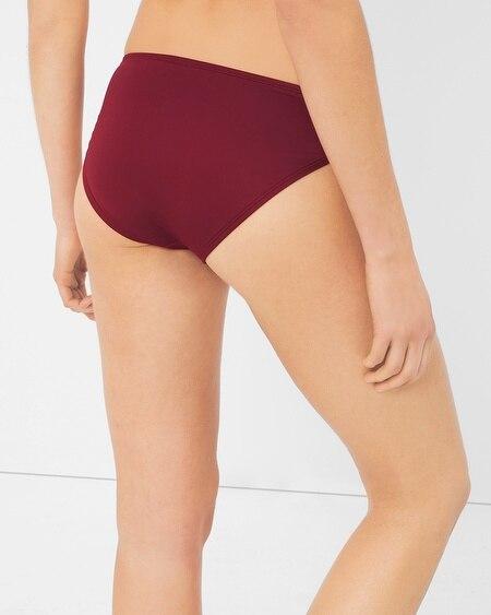 Bottom Gathered Bikini