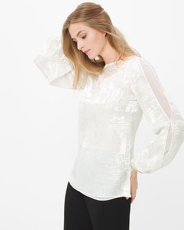 Burnout Blouse