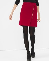 Red Boot Skirt