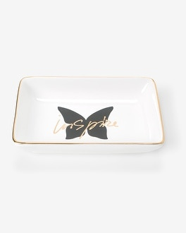 Living Beyond Breast Cancer Inspire Butterfly Tray