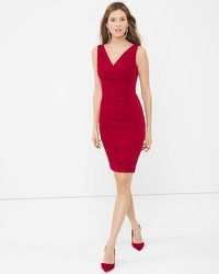 Instantly Slimming Ruched Dress