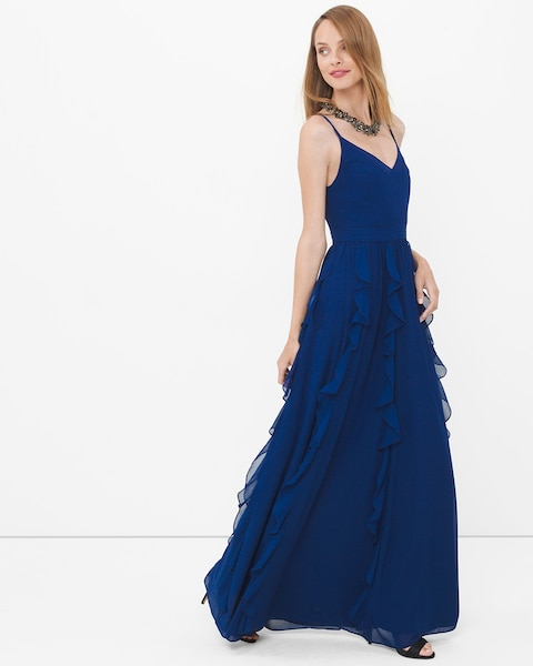 Waterfall Gown - White House Black Market