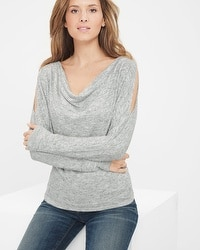 Sparkle-Knit Top