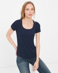 Short-Sleeve Layering Tee