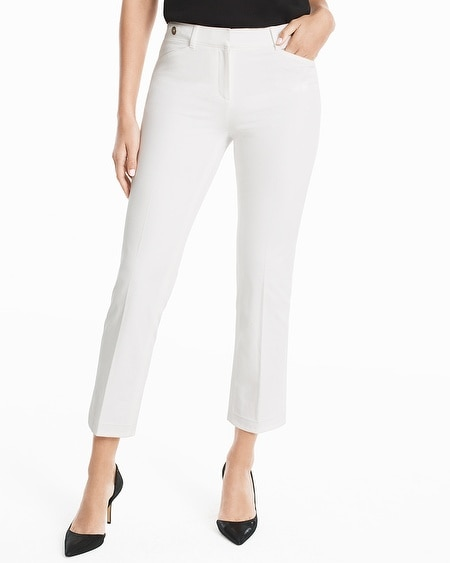 Shop Slim & Skinny Pants for Women - White House Black Market