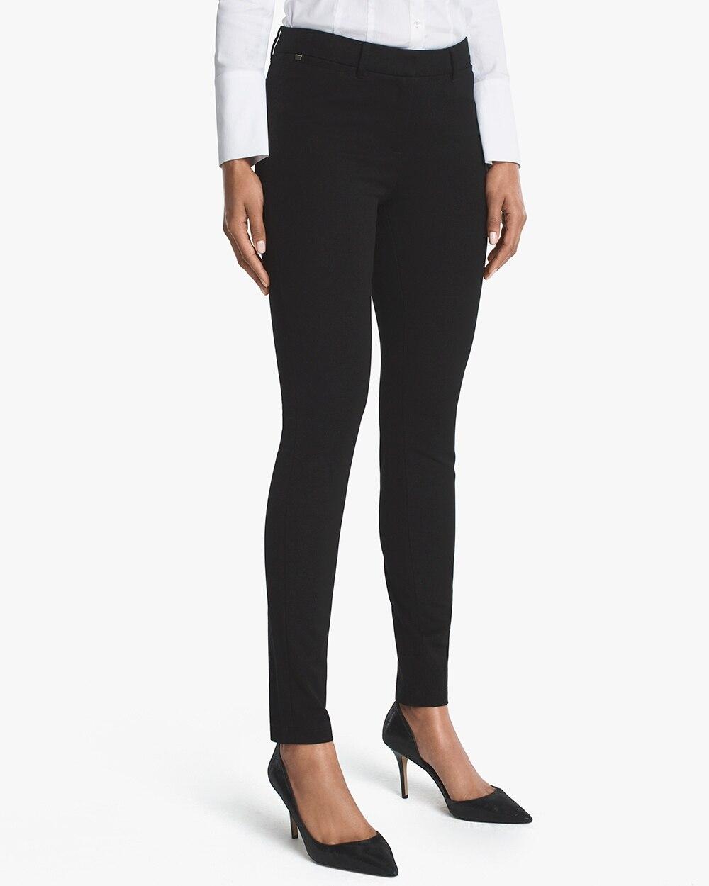 Skinny Ankle Pants White House Black Market