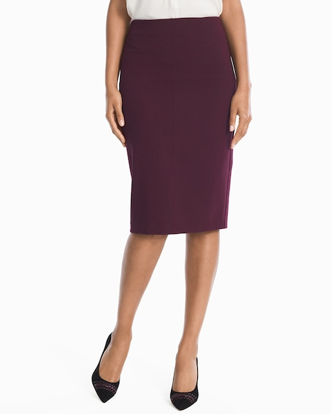perfecting pencil skirt whbm