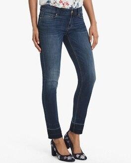 White House Black Market Released-Hem Slim Ankle Jeans at White House   Black Market in Sherman Oaks, CA   Tuggl