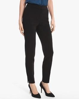 White House Black Market Knit Slim Ankle Pants at White House | Black Market in Sherman Oaks, CA | Tuggl
