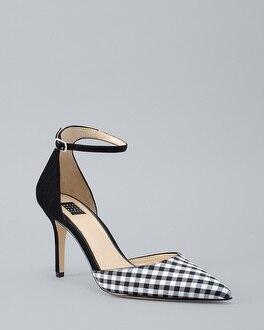 Gingham Heels by Whbm