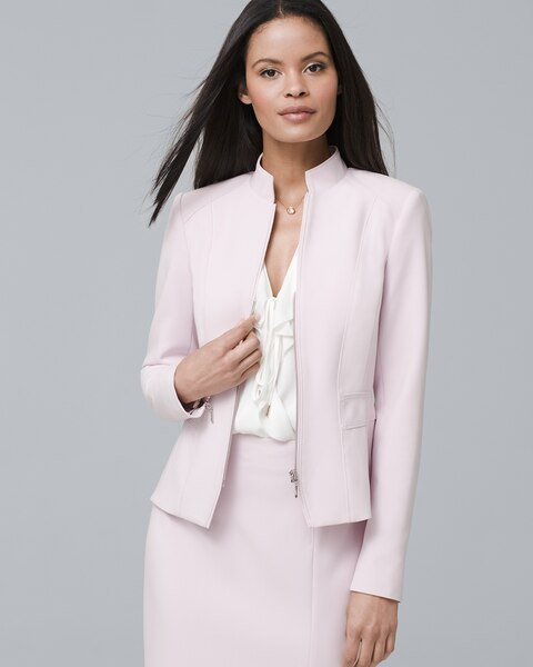 Shop Jackets For Women - Blazers, Vests, Trenches & More - White ...