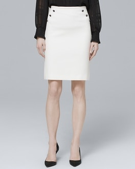 White House Black Market Honey Dobby Pencil Skirt at White House | Black Market in Sherman Oaks, CA | Tuggl
