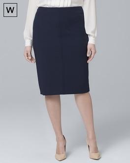 White House Black Market Plus Body Perfecting Pencil Skirt at White House | Black Market in Sherman Oaks, CA | Tuggl