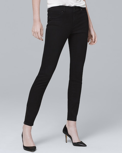 c014ba2fca2d14 Mid-Rise Crop Jeggings - White House Black Market