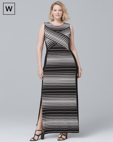 White House Black Market offers polished black and white women's clothing with pops of color and patterns. Shop tailored dresses, tops, pants and accessories.