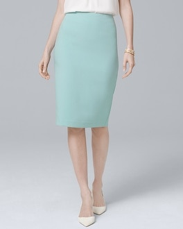 Petite Pencil Skirt by Whbm