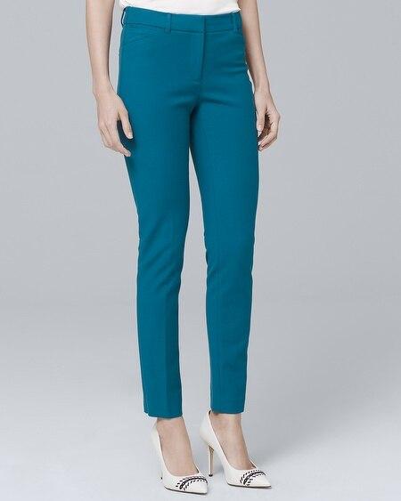 Comfort Stretch Slim Ankle Pants