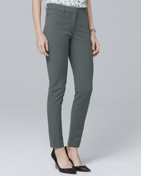 70869c1ab3d Comfort Stretch Slim Ankle Pants - Shop Pants For Women - Slim, Ankle,  Bootcut & More - White House Black Market