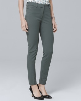 Comfort Stretch Slim Ankle Pants | Tuggl