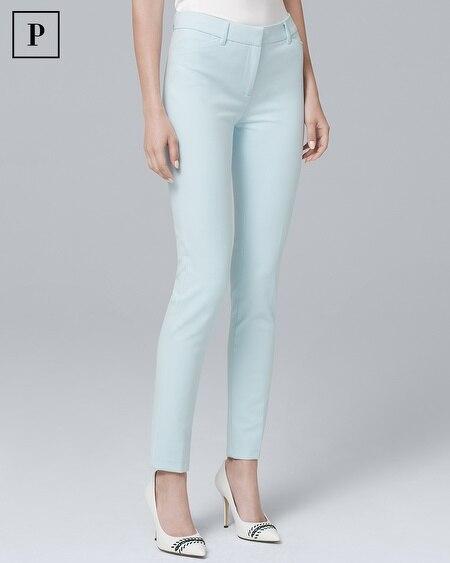 808cdf4c832dd6 Petite Comfort Stretch Slim Ankle Pants by White House Black Market
