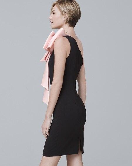 jordan fashions white one shoulder short dress
