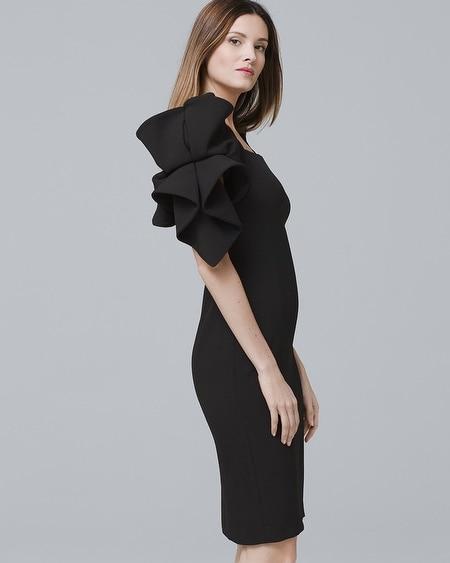 Formal Black Cocktail Dresses