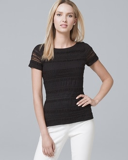 lace-tee by whbm